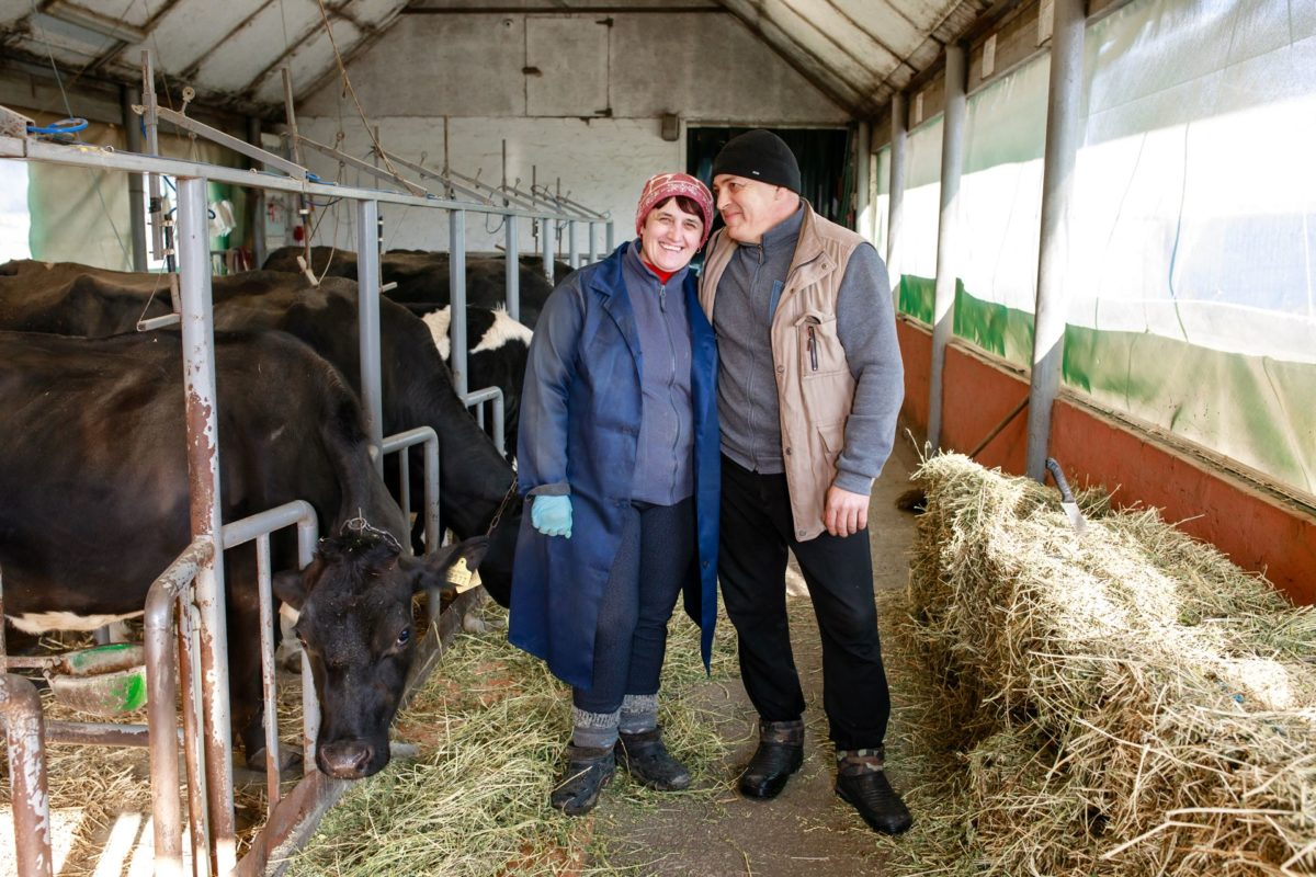 Coops agricoles modernes