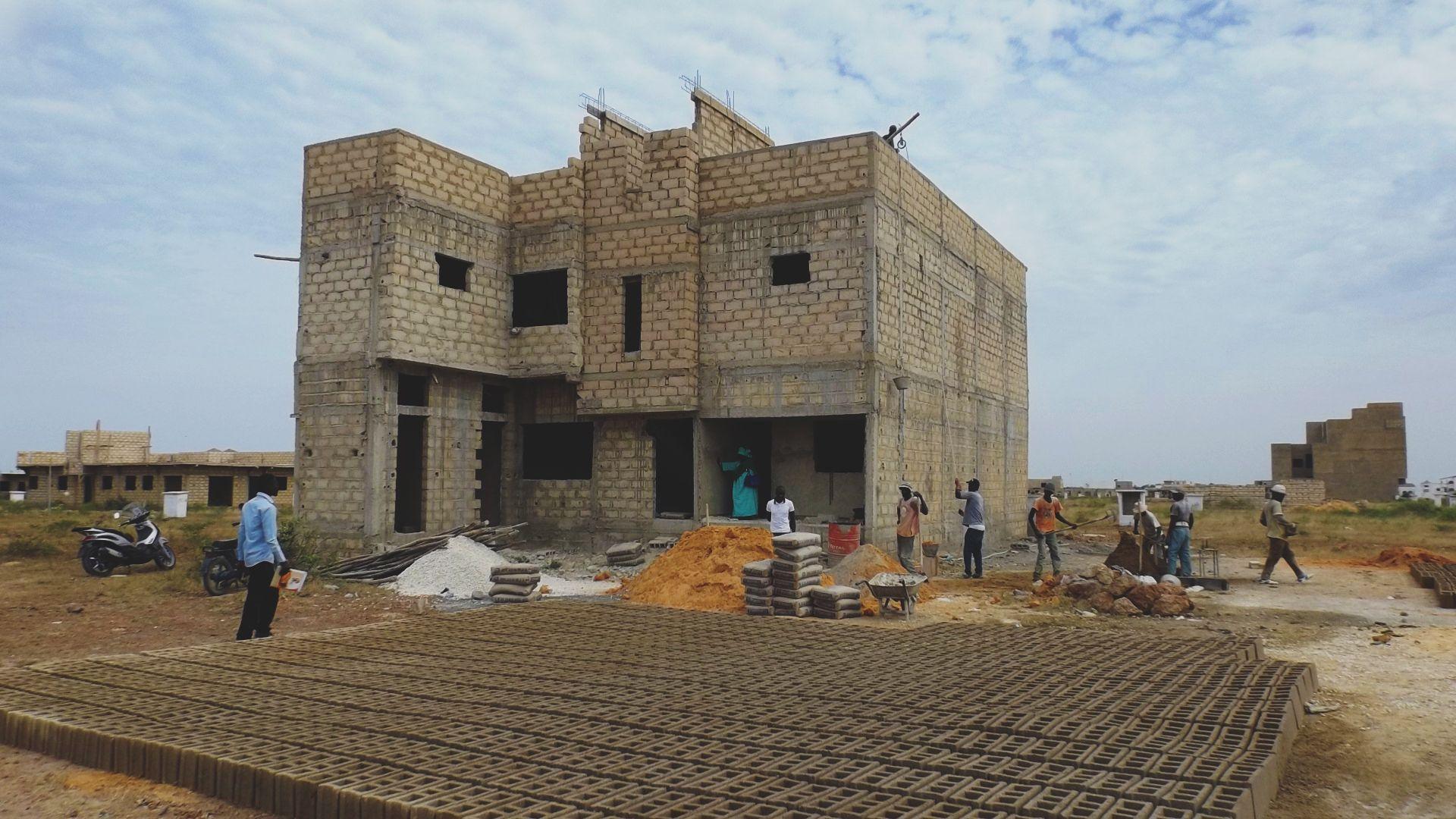 Projet Habitat