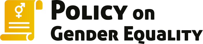Policy on Gender Equality