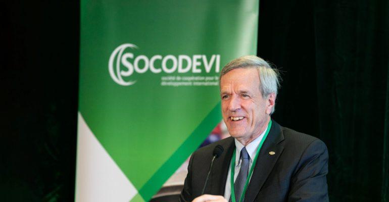 SOCODEVI annonce le départ de son directeur général Richard Lacasse