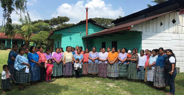 Nouveau projet au Guatemala: femmes et jeunes au coeur de la croissance économique durable