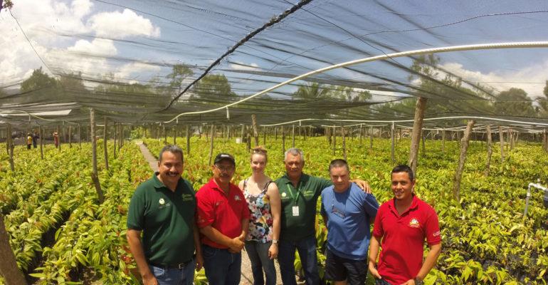 Mission de sensibilisation au Honduras: une expérience inoubliable pour deux membres d'Agropur
