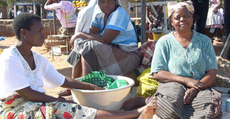 Un premier mandat au Mozambique
