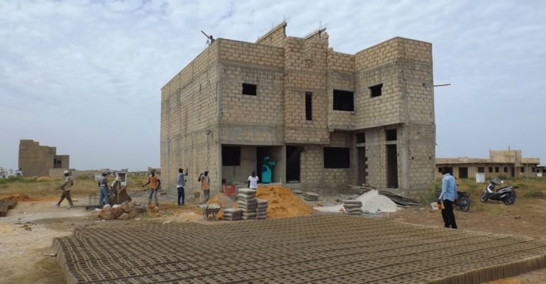 SOCODEVI and the CQCH return to Senegal to improve access to housing