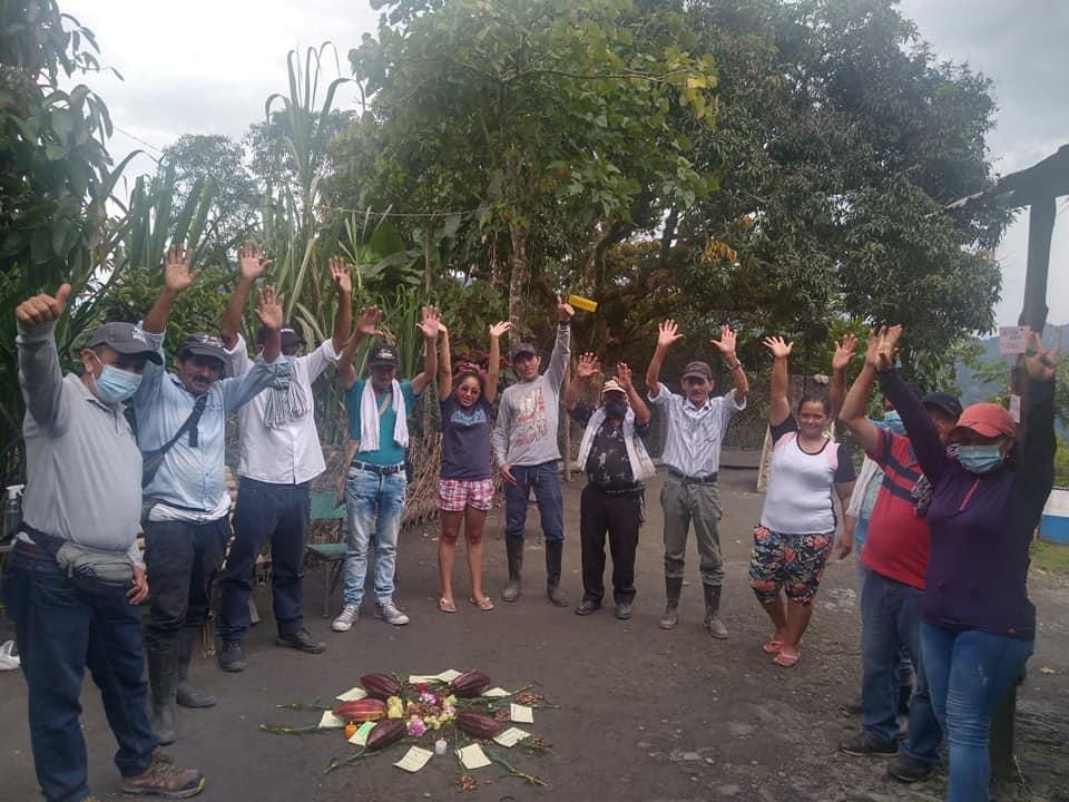 Colombie :Semer l'espoir, cultiver la paix