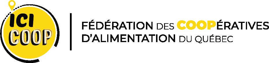 Socodevi - Logo fédération des coopératives d'alimentation du québec