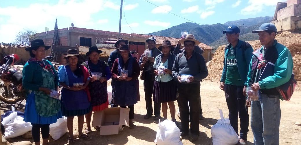 Bolivia: un nuevo proyecto con la FAO